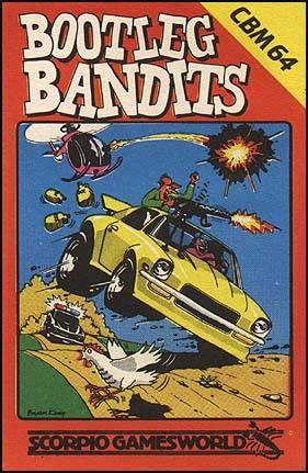 Bootleg Bandits - Commodore 64 | Retro1UP Game