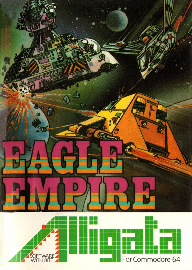 Eagle Empire - Commodore 64 | Retro1UP Game