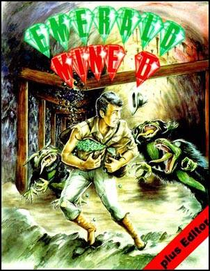 Emerald Mine II - Commodore 64 | Retro1UP Game