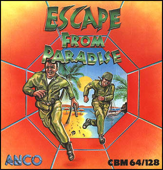 Escape from Paradise - Commodore 64 | Retro1UP Game
