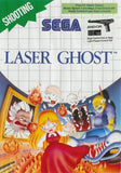 Laser Ghost - Sega Master System | Retro1UP Game