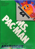 Ms. Pac-Man - Commodore 64 | Retro1UP Game