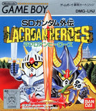 SD Gundam Gaiden: Lacroan Heroes - Game Boy | Retro1UP Game