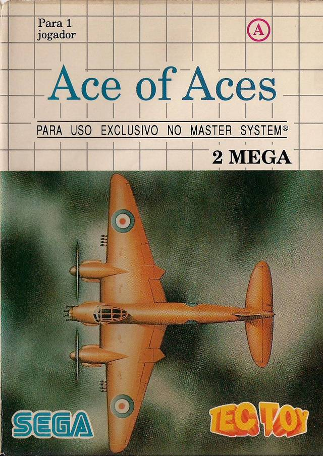 Ace of Aces - Sega Master System | Retro1UP Game