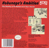 Nobunaga's Ambition - Game Boy | Retro1UP Game