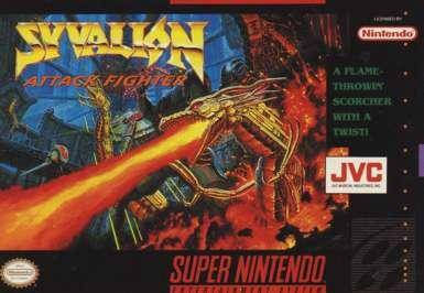 Syvalion - Super Nintendo | Retro1UP Game