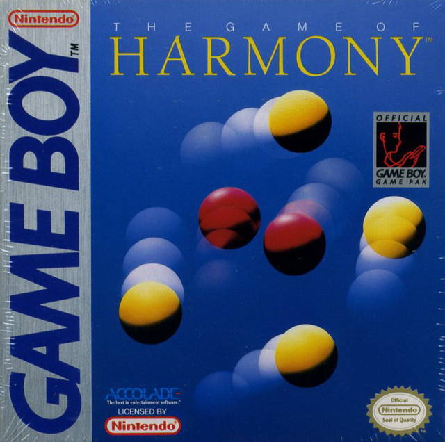 The Game of Harmony - Game Boy | Retro1UP Game