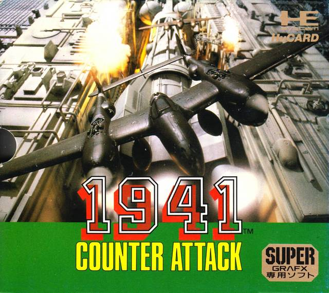 1941: Counter Attack - TurboGrafx-16 | Retro1UP Game
