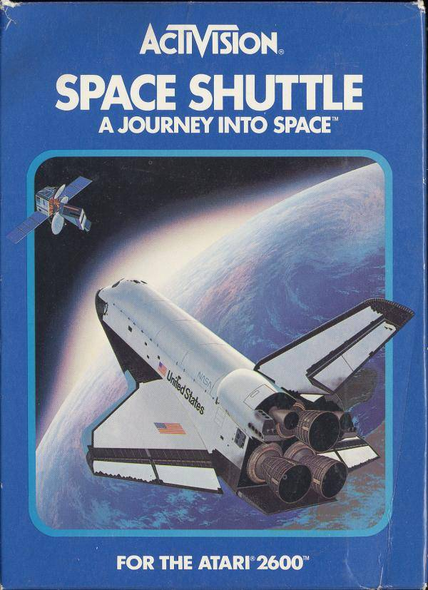 Space Shuttle: A Journey Into Space - Atari 2600 | Retro1UP Game