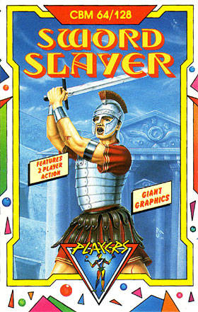 Spartacus: The Swordslayer - Commodore 64 | Retro1UP Game