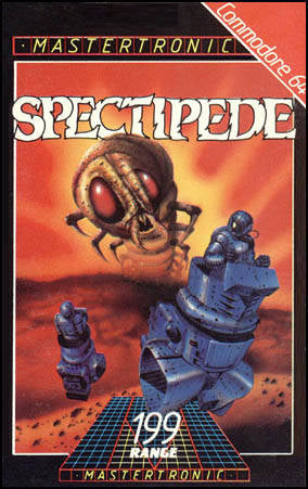 Spectipede - Commodore 64 | Retro1UP Game
