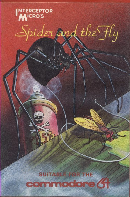 Spider and the Fly - Commodore 64 | Retro1UP Game