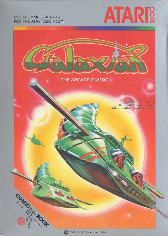 Galaxian - Atari 2600 | Retro1UP Game