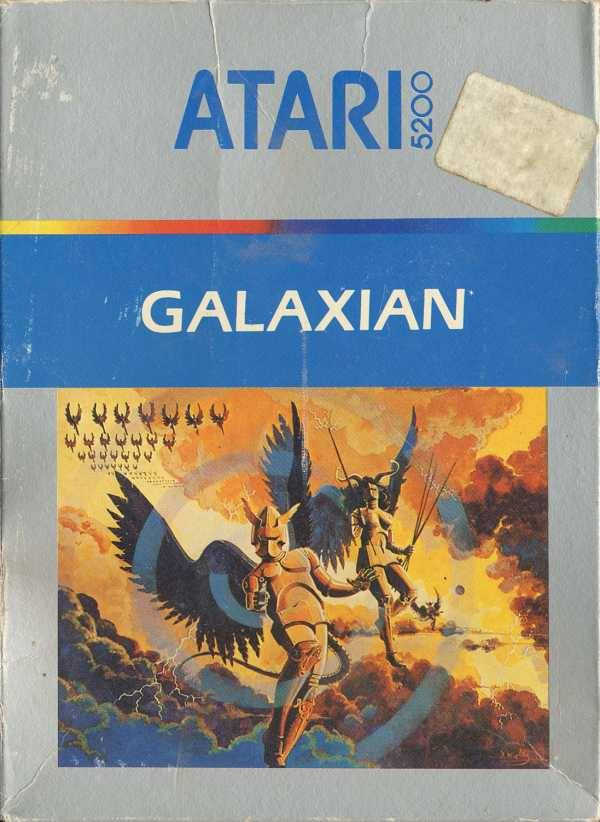 Galaxian - Atari 5200 | Retro1UP Game