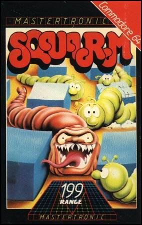 Squirm - Commodore 64 | Retro1UP Game