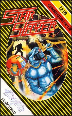 Star Slayer - Commodore 64 | Retro1UP Game