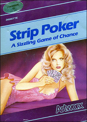 Strip Poker - Commodore 64 | Retro1UP Game