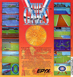 The Games: Summer Edition - Commodore 64 | Retro1UP Game