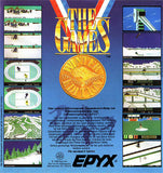 The Games: Winter Edition - Commodore 64 | Retro1UP Game