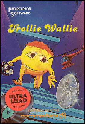 Trollie Wallie - Commodore 64 | Retro1UP Game