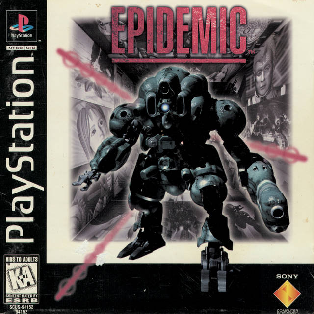 Epidemic - PlayStation | Retro1UP Game