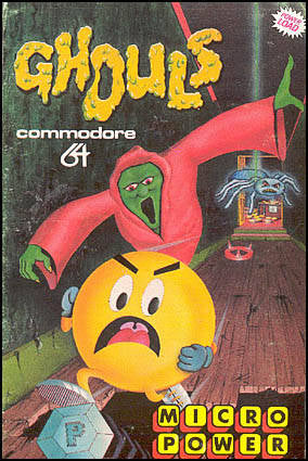 Ghouls - Commodore 64 | Retro1UP Game