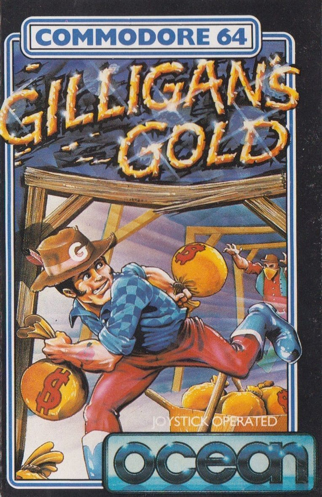 Gilligan's Gold - Commodore 64 | Retro1UP Game