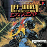 Off-World Interceptor Extreme - PlayStation | Retro1UP Game