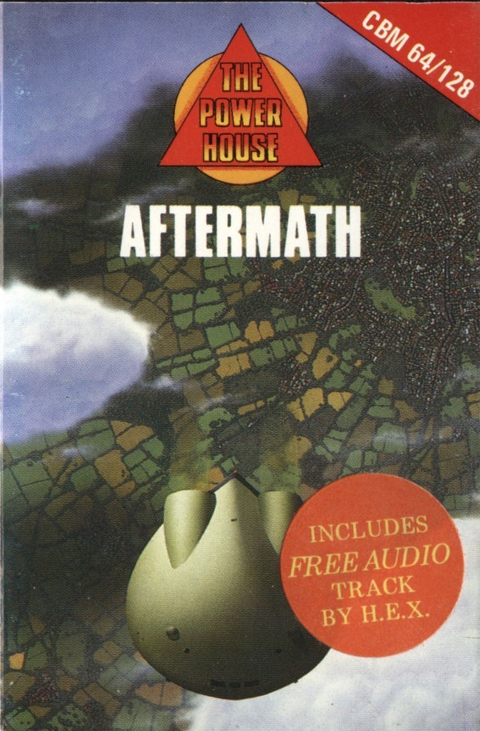 Aftermath - Commodore 64 | Retro1UP Game