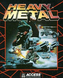 Heavy Metal - Commodore 64 | Retro1UP Game