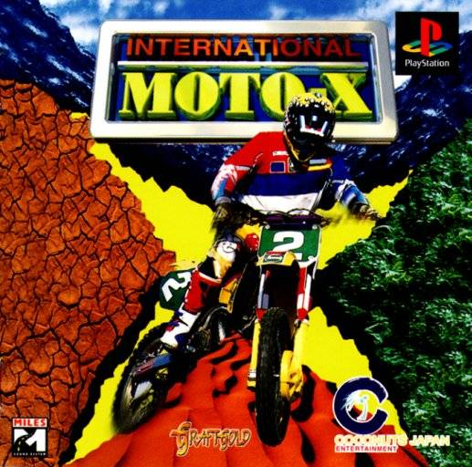 International Moto X - PlayStation | Retro1UP Game