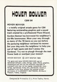 Hover Bovver - Commodore 64 | Retro1UP Game