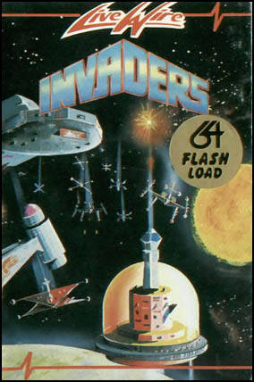 Invaders 64 - Commodore 64 | Retro1UP Game