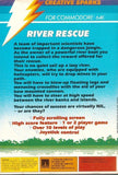 River Rescue - Commodore 64 | Retro1UP Game