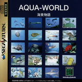 Aqua World: Umibi Monogatari - Saturn | Retro1UP Game