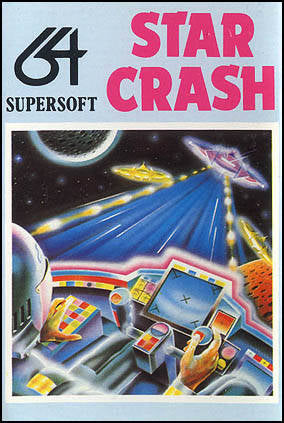 Star Crash - Commodore 64 | Retro1UP Game