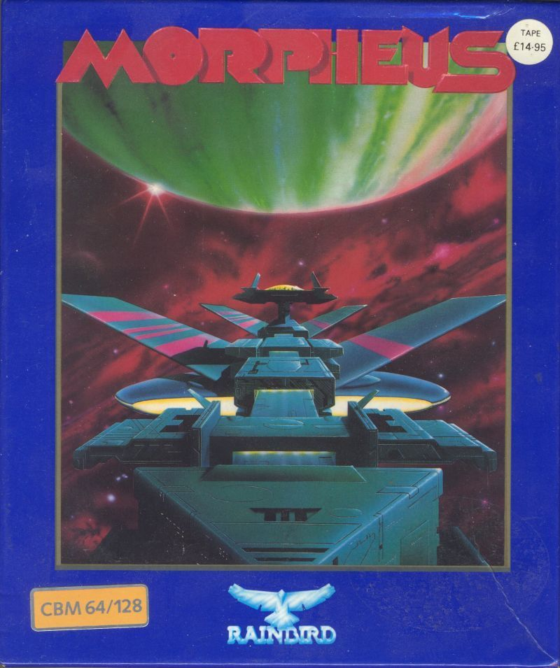 Morpheus - Commodore 64 | Retro1UP Game