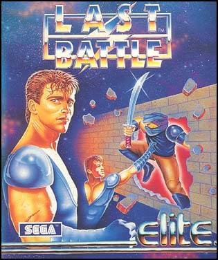Last Battle - Commodore 64 | Retro1UP Game