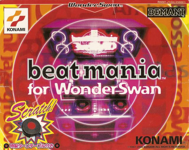 BeatMania for WonderSwan - WonderSwan | Retro1UP Game