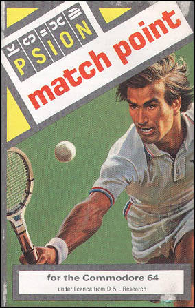 Match Point - Commodore 64 | Retro1UP Game