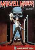 Maxwell Manor: Skull of Doom - Commodore 64 | Retro1UP Game