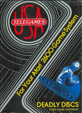 Tron Deadly Discs - Atari 2600 | Retro1UP Game