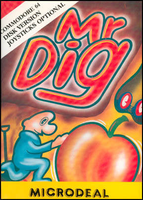 Mr. Dig - Commodore 64 | Retro1UP Game
