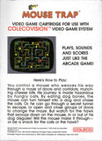 Mouse Trap - Colecovision | Retro1UP Game