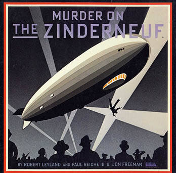 Murder on the Zinderneuf - Commodore 64 | Retro1UP Game