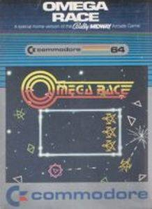Omega Race - Commodore 64 | Retro1UP Game