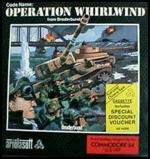 Operation Whirlwind - Commodore 64 | Retro1UP Game
