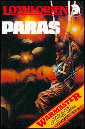 The Paras - Commodore 64 | Retro1UP Game