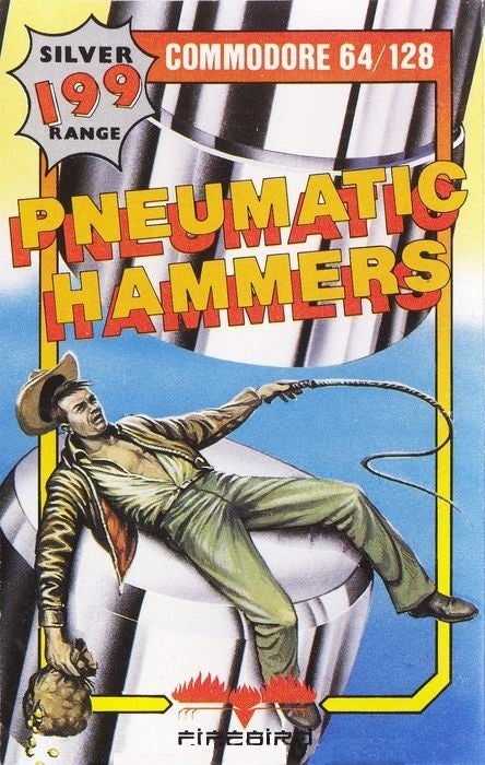 Pneumatic Hammers - Commodore 64 | Retro1UP Game