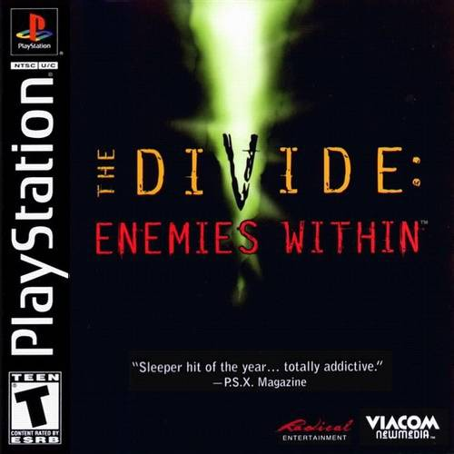 The Divide: Enemies Within - PlayStation | Retro1UP Game